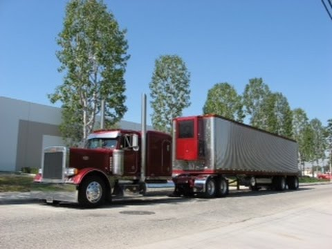 Long Haul Trucking >> Big Peterbilts Cb Radios Some Long Haul Trucking Truck Driver