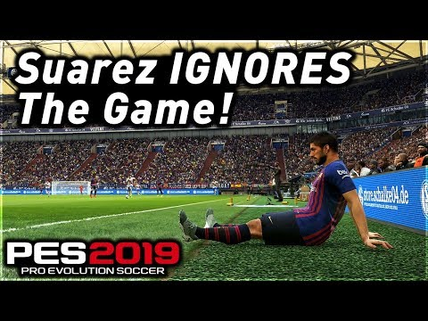 FUNNY THINGS YOU CAN DO IN PES 2019