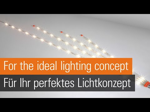 LED Lighting (poultry house) • LED-Beleuchtung (Geflügelstall)