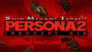 CGRundertow SHIN MEGAMI TENSEI: PERSONA 2: INNOCENT SIN for PSP Video Game Review