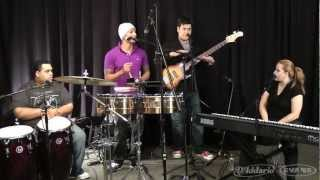 A Cuban Music Lesson by the Pedrito Martinez Group - Part 2 of 2