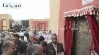 بالفيديو محافظ المنيا يفتتح كوبري صفط الخمار ومدرسة عزبة محفوظ ضمن فعاليات العيد الوطني