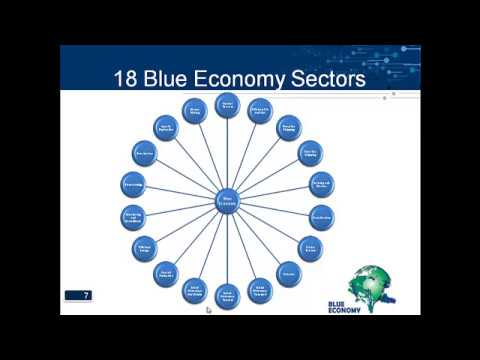 The Blue Economy and The Bahamas