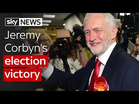 General Election: Jeremy Corbyn's victory