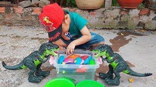 Trò Chơi Bé Đi Bắt Cá ❤ ChiChi ToysReview TV ❤ Đồ Chơi Trẻ Em Baby Doli Kids Song