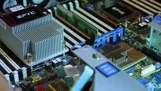 AMD EPYC™ processors at CES
