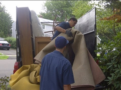 Junk Hauling Service Before & After Jobs, People's Junk Removal LLC , Connecticut