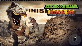Dinosaur Race 3D - Android Gameplay HD