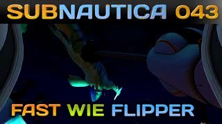 🌊 SUBNAUTICA [043] [Schwimm - kleiner Delphin! Fast wie Flipper!] Let's Play Gameplay Deutsch German thumbnail