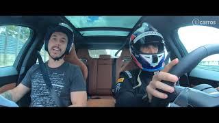Desafio Jaguar F Pace SVR em Interlagos  quem é mais rápido? | iCarros pYR9hHXjJSg 1080p