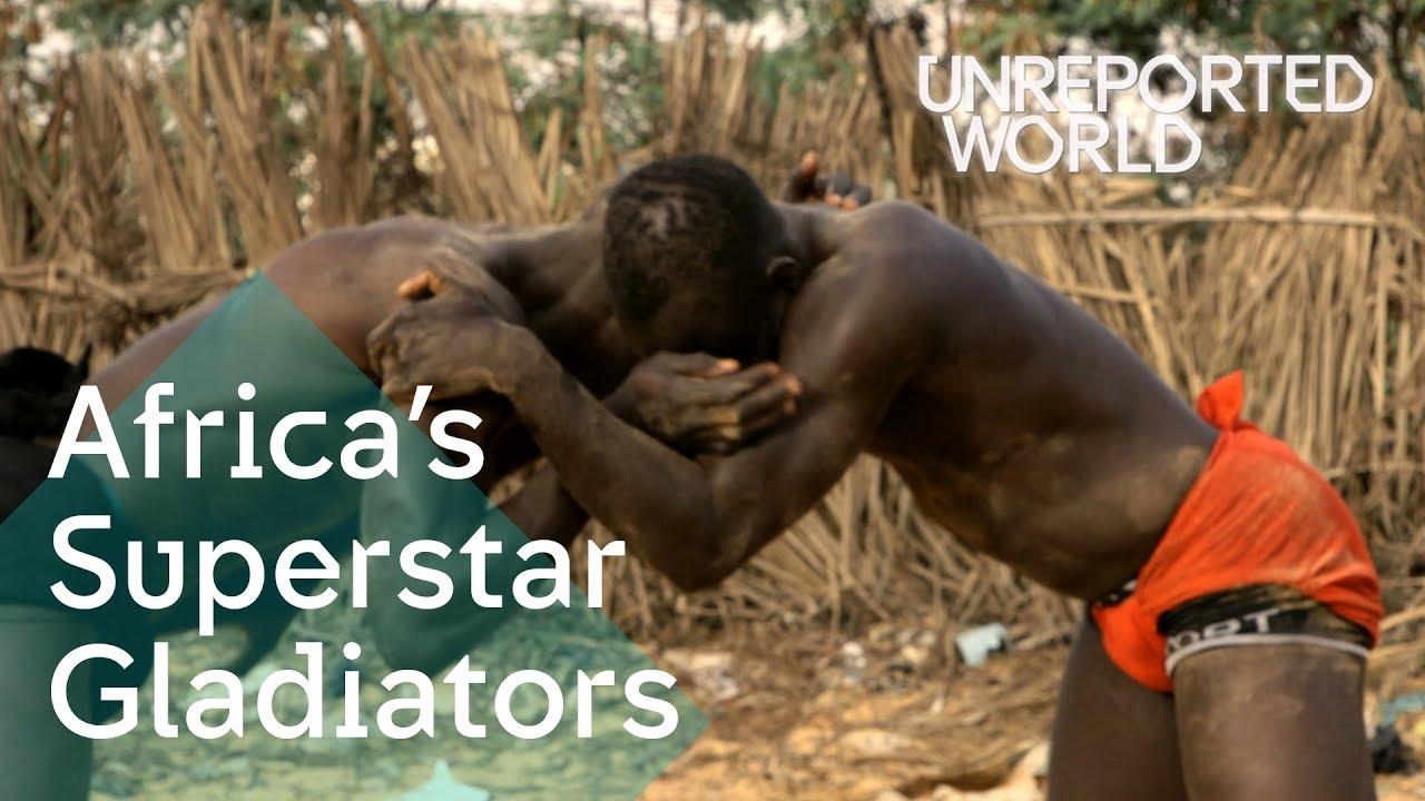 Africa's superstar wrestlers | Unreported World