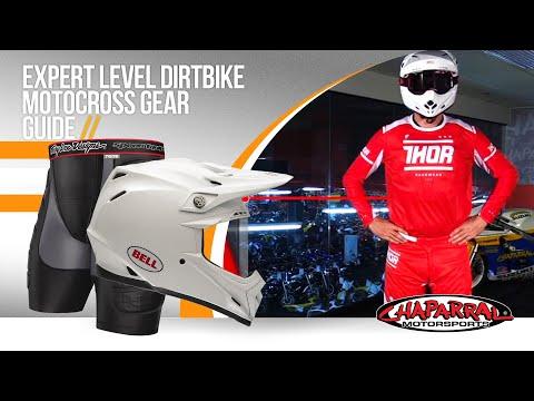 Expert Level Dirtbike Motocross Gear Guide At ChapMoto.com - 2016 Dirt Bike MX