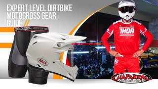 2016 Expert Level Dirtbike Motocross Gear Guide - ChapMoto.com