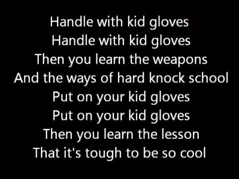 Rush-Kid Gloves (Lyrics)