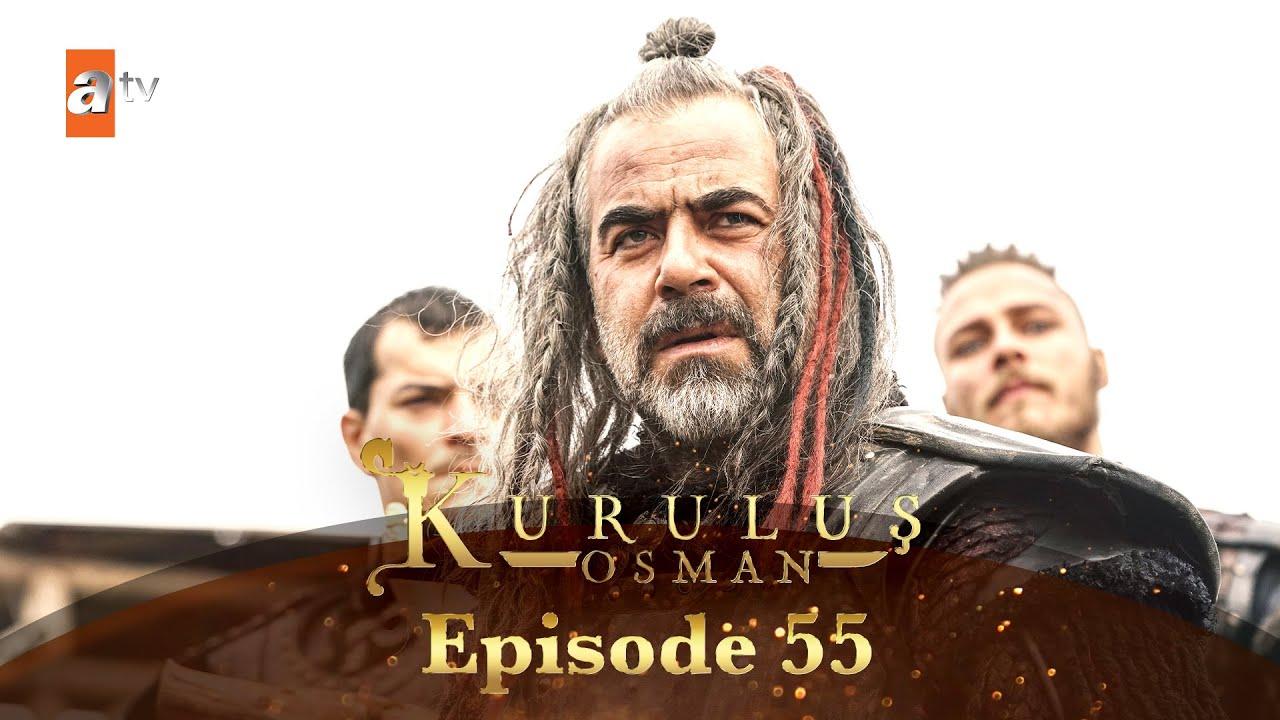 Kurulus Osman Urdu | Season 1 - Episode 55