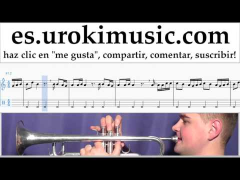 Como Tocar Trompeta Felipe Pelaez Feat. Maluma - Vivo Pensando En Ti Tablatura Um-i927