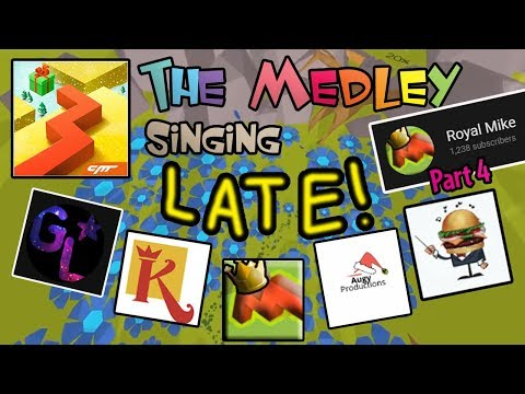 Dancing Line [FM Remix] Singing - Medley Madness (The Medley by Ember & Azure)