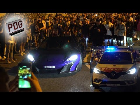 POG McLaren Impounded? TROUBLE with the Police! - Top Marques Madness!