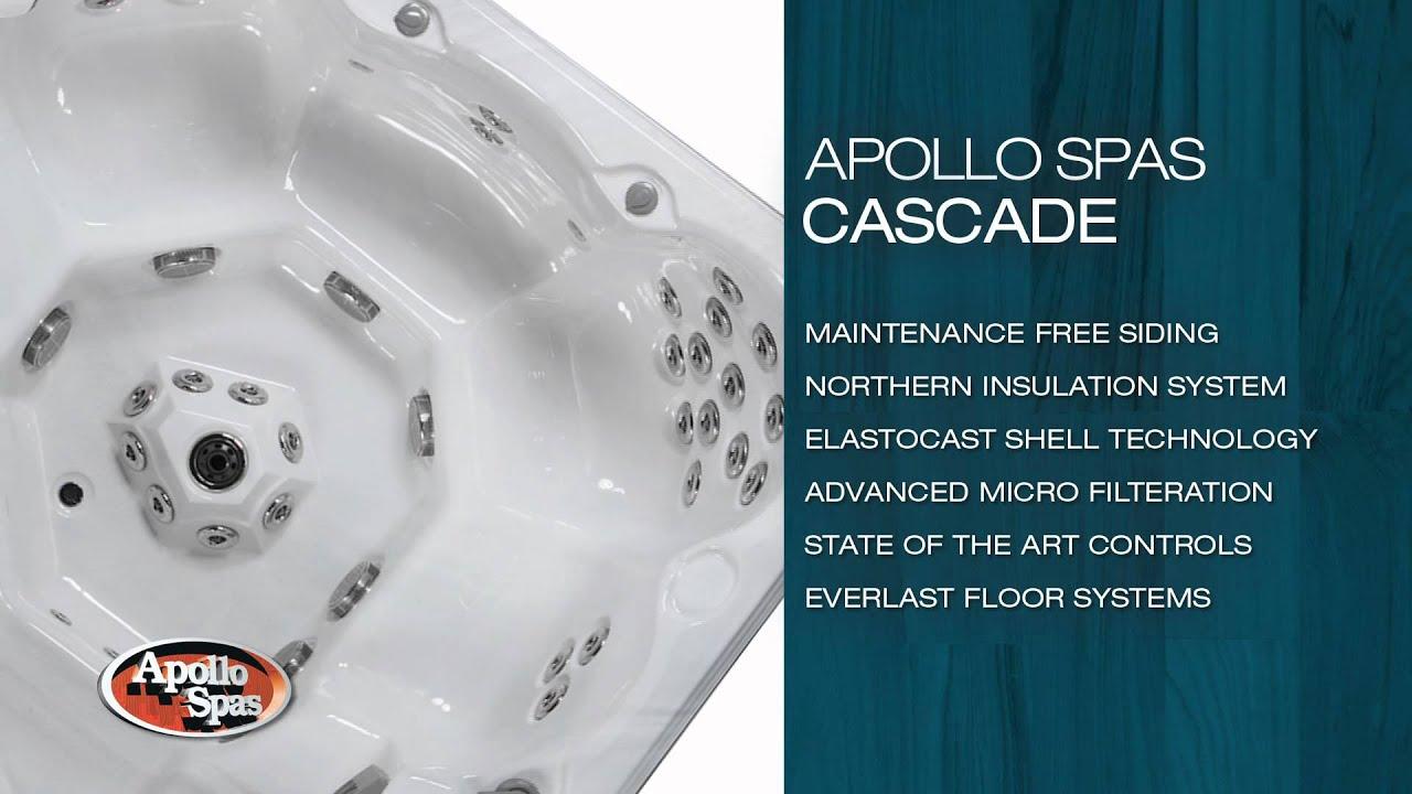 Apollo Spas Classic Cascade