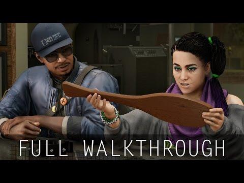 Watch Dogs 2 No Compromise DLC Full Walkthrough