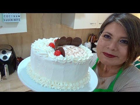 PASTEL REINA ISABEL / QUEEN ELIZABETH CAKE /PASTEL DELICIOSO / Silvana Cocina ❤