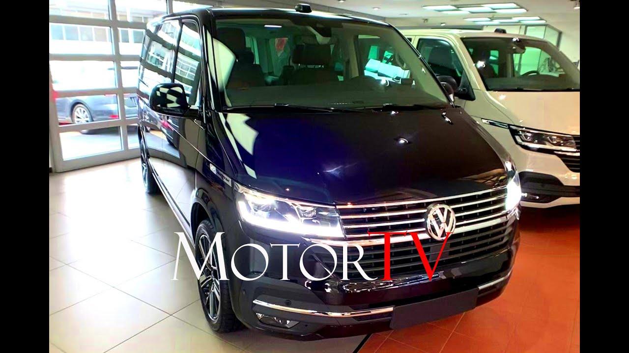 DESIGN : 2021 #Volkswagen Multivan 6.1 2.0 TDI HIGHLINE 150 Hp DSG 7  Seater l Walkaround