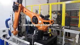 Orthopaedic Implants & Instruments Robot Grinding Systems
