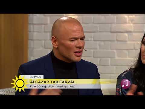 Alcazar i tårar inför avskedet: