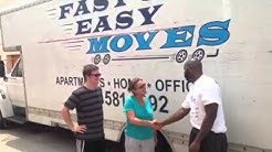 HOUSTON MOVERS FAST AND EASY MOVES