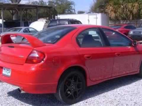2005 dodge srt4 pensacola fl frontier motors youtube for Frontier motors pensacola fl