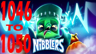 rovio nibblers levels 1046 1050 walkthrough