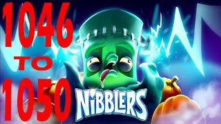 rovio nibblers levels 1046 1050 walkthrough