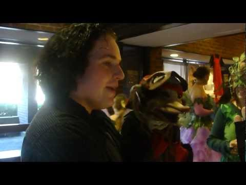 Toby Froud at FaerieCon 2009  Baltimore