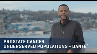 Beyond Prostate Cancer—Underserved Populations