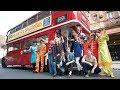 Swinging 60s London Sightseeing Bus Tours by Music Heritage London - Radio Caroline Ad
