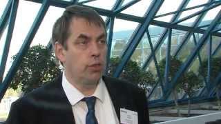 Med-e-Tel 2015, Luxembourg – Interview avec Hervé Barge, Directeur Général Agence eSanté