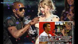 Kanye West Taylor Swift rap PARODY! 2009 MTV VMA