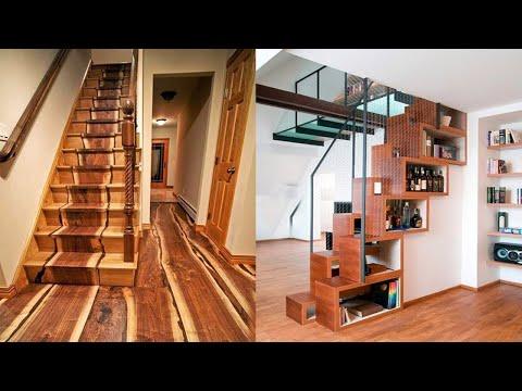 #DIY #DIYCRAFT DIY IDEA | INTERIOR WOODEN STAIRS PROJECT