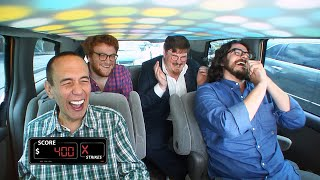 Gilbert Gottfried In Your Cash Cab: Helpful Or Not?