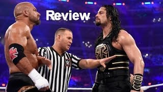 WWE Wrestlemania 32 full show review, results, and highlights thumbnail