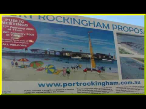 WHY I CHOSE ROCKINGHAM WA WESTERN AUSTRALIA AND HISTORY OF ROCKINGHAM PART 2 OF 3