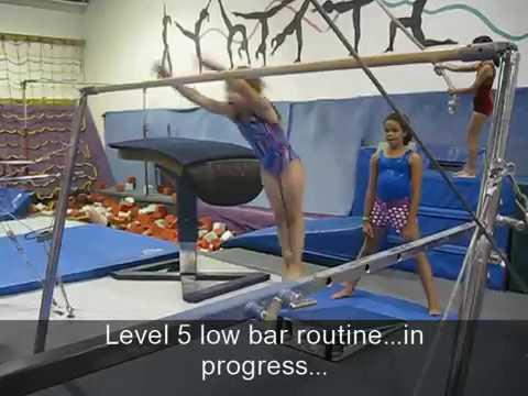 Olivia S School Talent Show Gymnastics Doovi