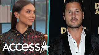 Jenna Johnson Admits Why She Had A 'Hard Time' Receiving Compliments From Husband Val Chmerkovskiy