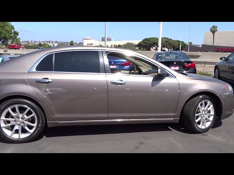 2011 Chevrolet Malibu San Diego, El Cajon, Escondido, Encinitas, National City, CA 317347C
