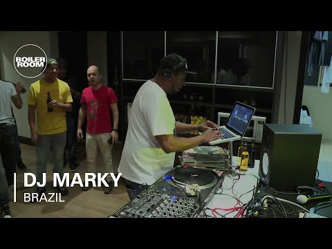 Boiler Room Brazil DJ Marky DJ Set (Influences)