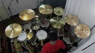 RUSH - 2112 (Drum Cover)