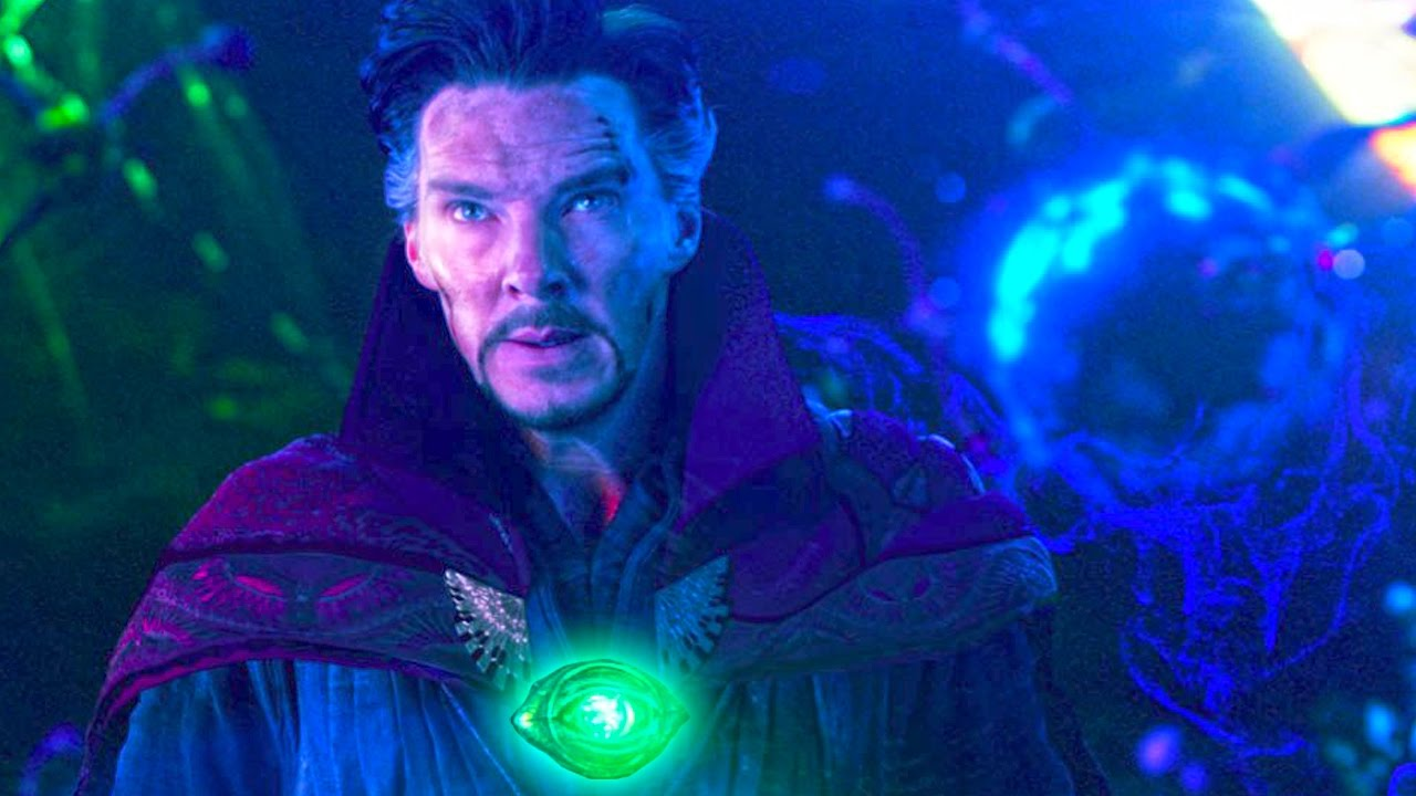 Doctor Strange ENDING EXPLAINED (Time Theory)