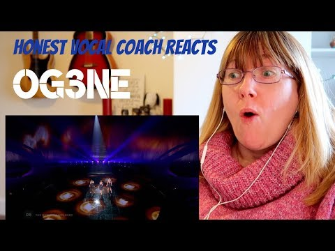 Vocal Coach Reacts to OG3NE  &39;Lights and Shadows&39; The Netherlands    Eurovision Song Contest