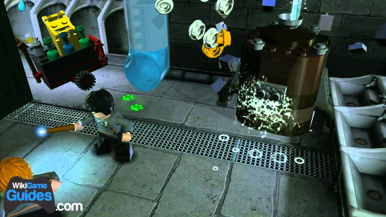 Lego Harry Potter Years 5 7 Walkthrough Year 6 Love Hurts Part 18 Wikigameguides Youtube