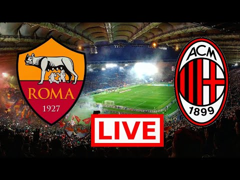 ROMA-MILAN 0-2 ● IN DIRETTA LIVE!!